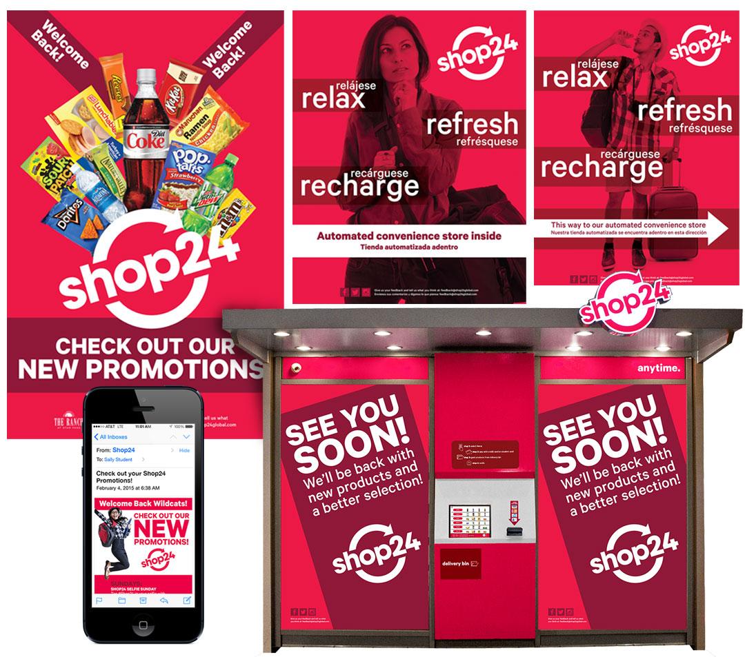Shop24 Image Collage